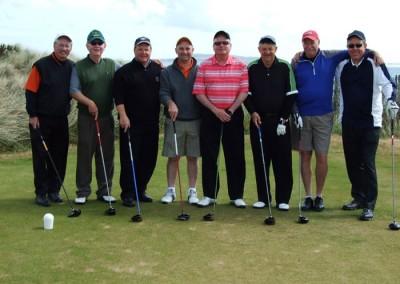 Photographs of Golfing trip to Ireland with Ireland Golf