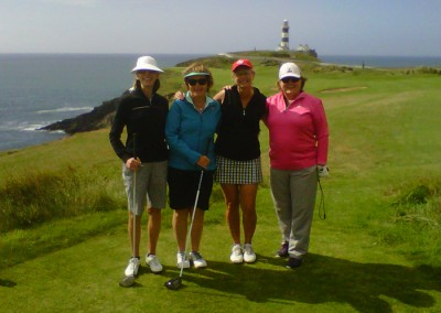 Lenihan/Anderson Party - at the Old Head of Kinsale in County Cork