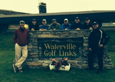 Lets meet the Harrington Party at Waterville Golf Links in County Kerry